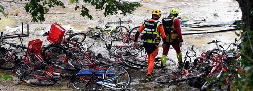 Gard : le corps d'un homme retrouvé près de la colonie de vacances inondée