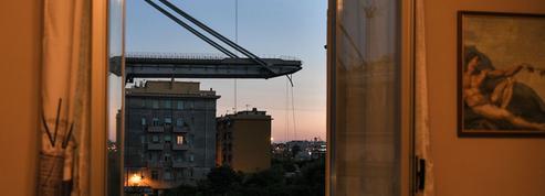 Gênes : ces photos saisissantes racontent le choc de l'effondrement du pont