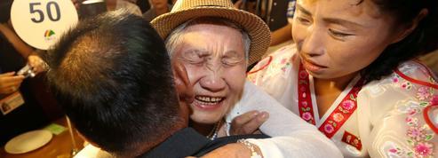 Les déchirantes retrouvailles des familles séparées par la guerre de Corée