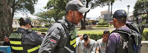 Costa Rica: tensions autour des migrants nicaraguayens