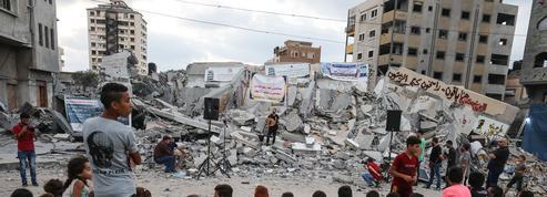 À Gaza, la culture en ruine sous les décombres du centre al-Mishal