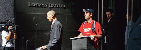 Il y a dix ans, la faillite de Lehman Brothers