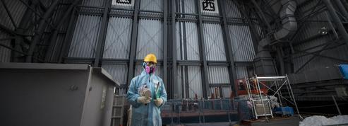 Fukushima : du césium en forme de billes