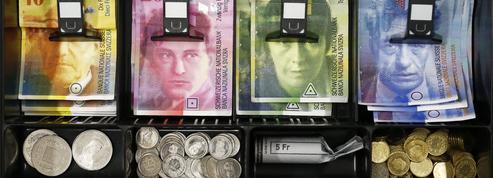 En Suisse, le montant total des billets en circulation a doublé en dix ans