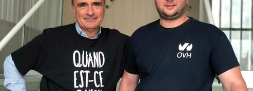 Michel Paulin devient directeur général d'OVH