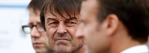 Démission de Hulot : les oppositions pointent l'affaiblissement de Macron
