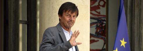 La majorité des Français regrette la démission de Nicolas Hulot