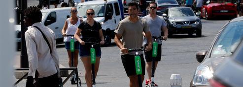 Lime veut payer des particuliers pour recharger ses trottinettes en libre-service