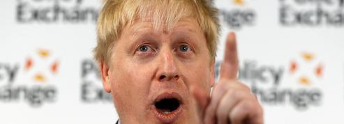 Boris Johnson lance sa stratégie de conquête du pouvoir contre Theresa May