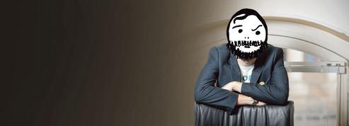 Monsieur le Prof, écrivain masqué