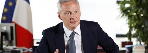 Bruno Le Maire : «Nous voulons bâtir la nouvelle prospérité française»