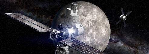 Le projet de station spatiale autour de la Lune se précise