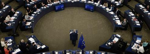 Européennes : la liste de La République en marche en baisse dans un sondage