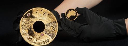 Les pièces précieuses, nouvelle recette de la fortune pour l'Australie