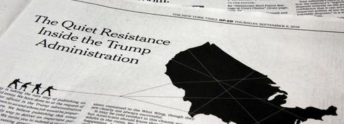 Tribune anti-Trump : la «chasse au traître» est lancée à la Maison-Blanche