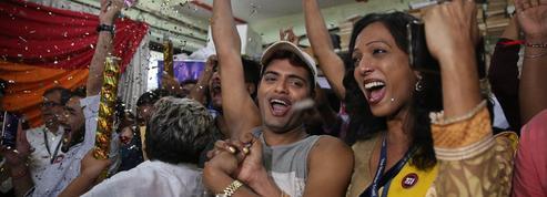 En Inde, la Cour suprême décide de dépénaliser l'homosexualité