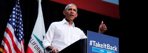 Obama défie Trump avant les élections de mi-mandat