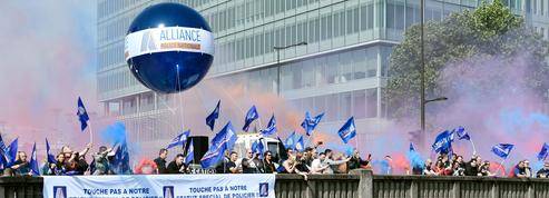 Élections syndicales: la police chauffée à blanc