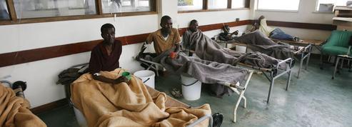 Zimbabwe: la capitale fait face à une épidémie de choléra