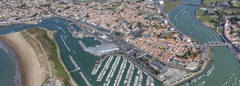Saint-Gilles-Croix-de-Vie en fête pour l'arrivée de la Solitaire Urgo Le Figaro