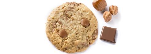 Des cookies gratuits distribués à Paris