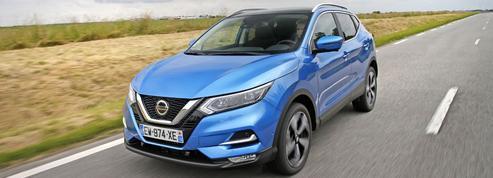Nissan Qashqai «ProPilot», le véhicule qui ne veut plus quitter la route