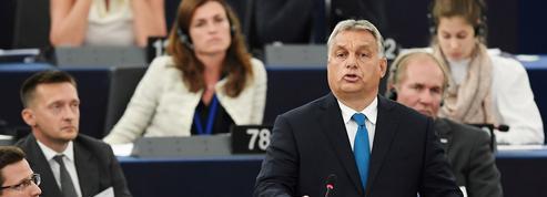 À Strasbourg, Viktor Orban ne lâche rien et charge Berlin