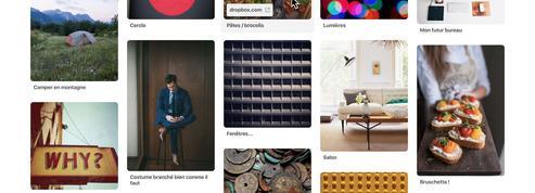 Utilisateurs, publicité... L'impressionnante croissance de Pinterest