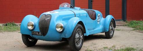 L'unique Simca 8 Gordini bientôt à la vente