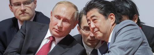 Vladimir Poutine propose un traité de paix historique au Japon