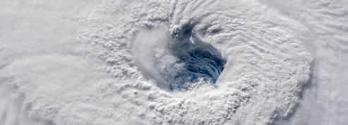 Les images sublimes et terrifiantes de l'ouragan Florence vu depuis l'espace