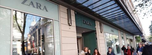 Zara creuse l'écart avec ses concurrents