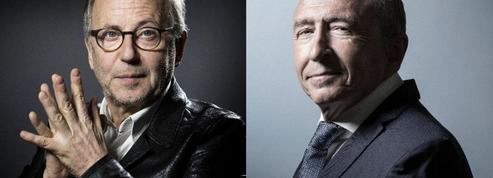 Fabrice Luchini maire de Lyon, Gérard Collomb s'inquiète