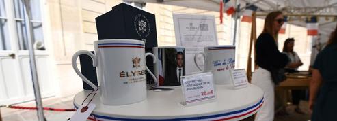 Montres, tee-shirts, mugs... L'Élysée lance sa boutique en ligne