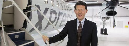 Ben Smith prend les commandes d'Air France