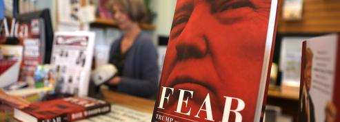 Le livre de Bob Woodward sur Donald Trump bat des records de vente