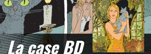 La case BD: Le chat du rabbin ou quand l'amour donne sa langue au chat