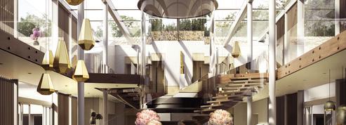 Le Chais Monnet, la renaissance d'un fleuron industriel en hôtel 5 étoiles