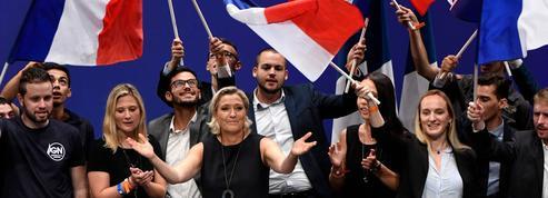 Marine Le Pen installe le match entre elle et le chef de l'État