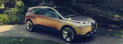 BMW iNEXT, un salon roulant