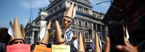 L'Amérique du Sud secouée par les crises