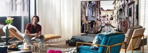 Des téléviseurs géants pour contrer smartphones et tablettes