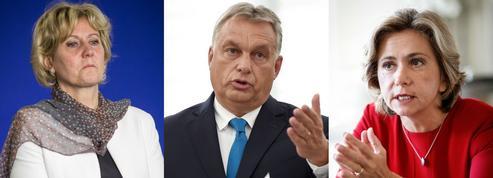 Selfie de Morano avec Orban : l'«incompréhension totale» de Pécresse