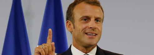 Emmanuel Macron a mal lu Terre des Hommes