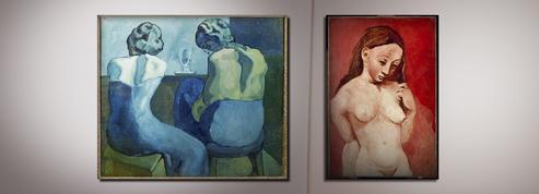 Picasso, premiers coups de maître