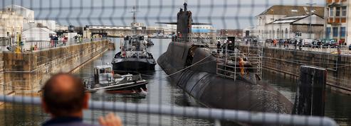 La déconstruction des ex-sous-marins nucléaires français débute à Cherbourg