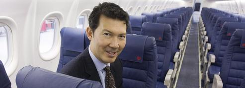 Pour sa rentrée à la tête d'Air France-KLM, Ben Smith obtient un bon point en «misant» sur son groupe