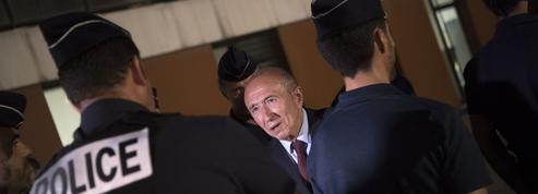 Des policiers s'interrogent après la démission annoncée de Gérard Collomb