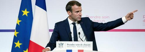 Le plan Macron accueilli plutôt favorablement par le monde de la santé