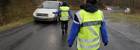 Police de sécurité du quotidien: ces départements «mieux accompagnés» par les gendarmes